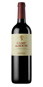 Barbera d'Asti 2013 Coppo Camp du Rouss