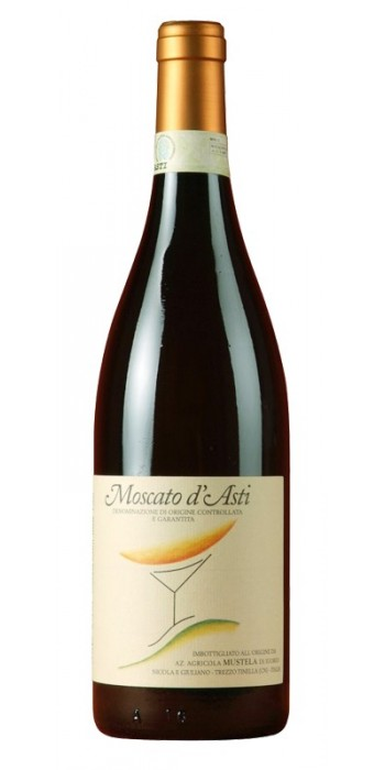 Moscato d'Asti 2016 Mustela
