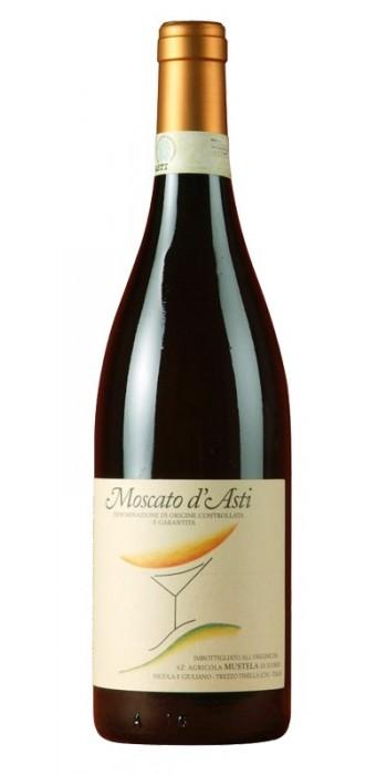 Moscato d'Asti 2017 Mustela