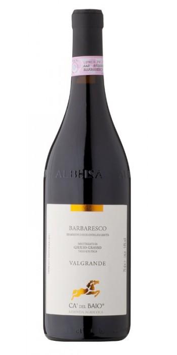 Barbaresco 2014 Ca' del Baio Valgrande