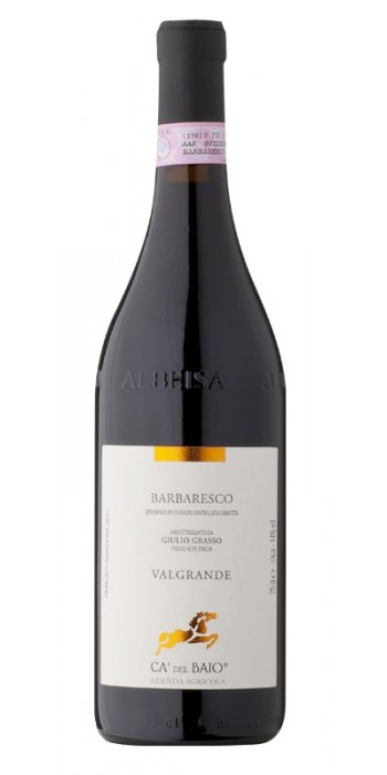 Barbaresco 2015 Ca' del Baio Valgrande