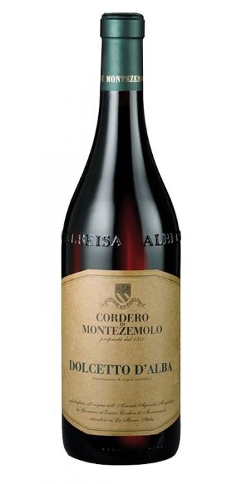 Dolcetto D'Alba 2016 Azienda Agricola Monfalletto