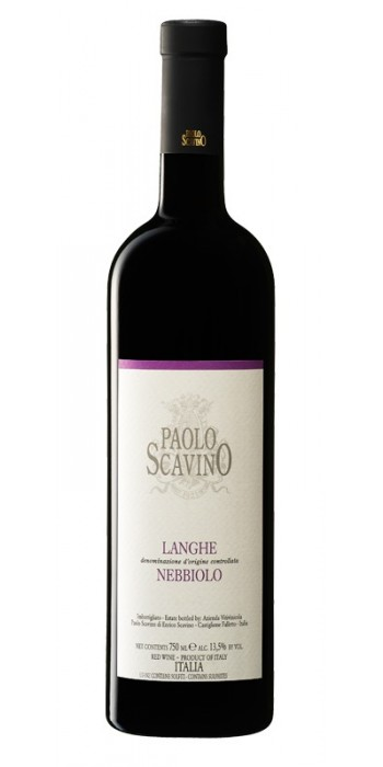 Nebbiolo Langhe 2018 Scavino Paolo